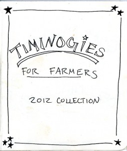 Timmynoggy catalog cover