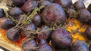MJ's Roasted Beets