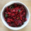 Beet Carrot Slaw - photo from Edible Finger Lakes