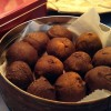 Pumpkin and Eggnog Truffles
