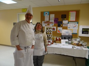 Mari and chef ed striebe gifford