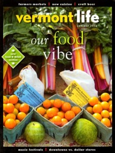 Vermont life cover summer 2014