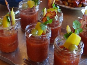 Heirloom Bloody Mary's