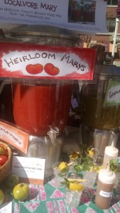 heirloom Marys