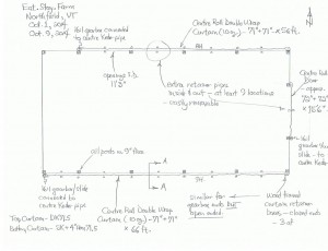 dave waud's drawing overview of curtain systems