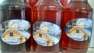 Brookfield bees maple syrup 3