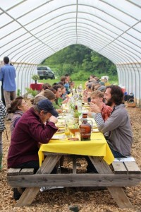 Slow Food Humaneitarian Dinner