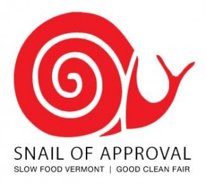 slow food vermont logo