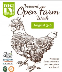 open farm week poster