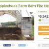applecheek barn fire campaign