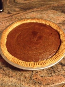 Pumkin/Squash/Sweet Potato Pie